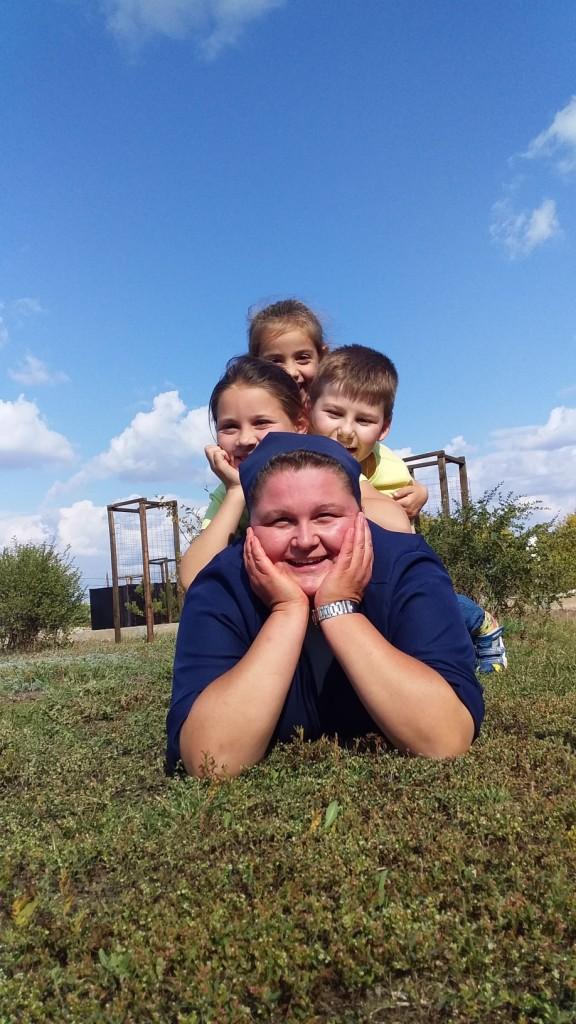 Волонтеры Каритас Астана устроили праздник для детей