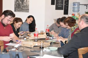 Встреча волонтеров Каритас Нур-Султан